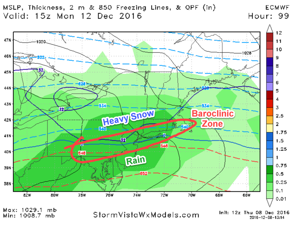 Monday 12/12 Storm Update #1 10am_Monday_EURO