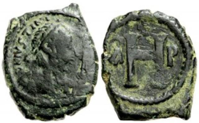 Denominación de las monedas de Bizancio. 1ª parte 8_nummi