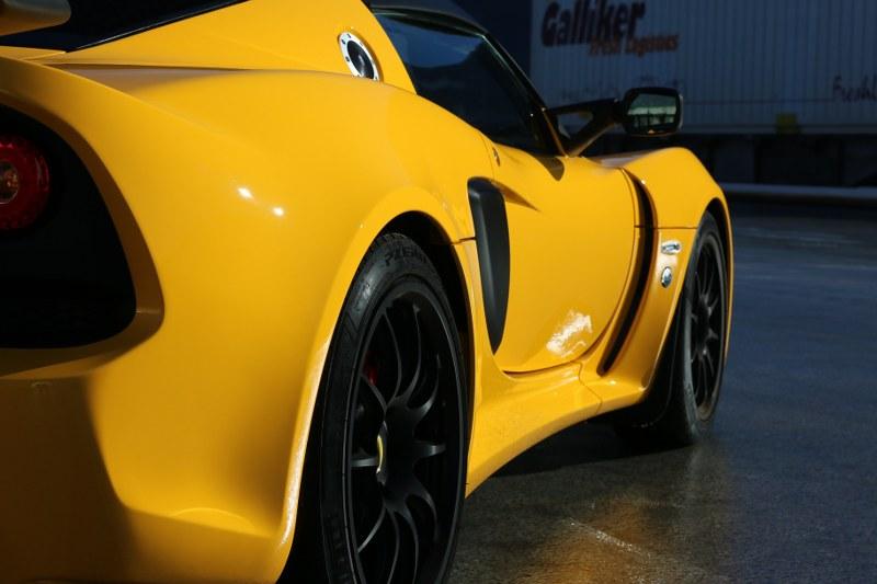 Lotus Exige 3.5 V6 Sport 350, una ventata di freschezza IMG_1635