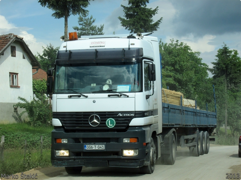 Actros Mp1  IMG_3270
