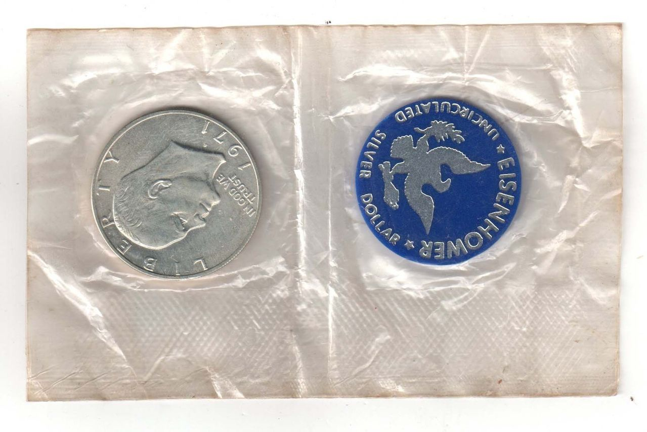 "1 Dolar 1971 s ""Eisehower""USA T2e_C16_J_y_UE9s6_NEH_1_BR_8niuj_Vw_60_57"