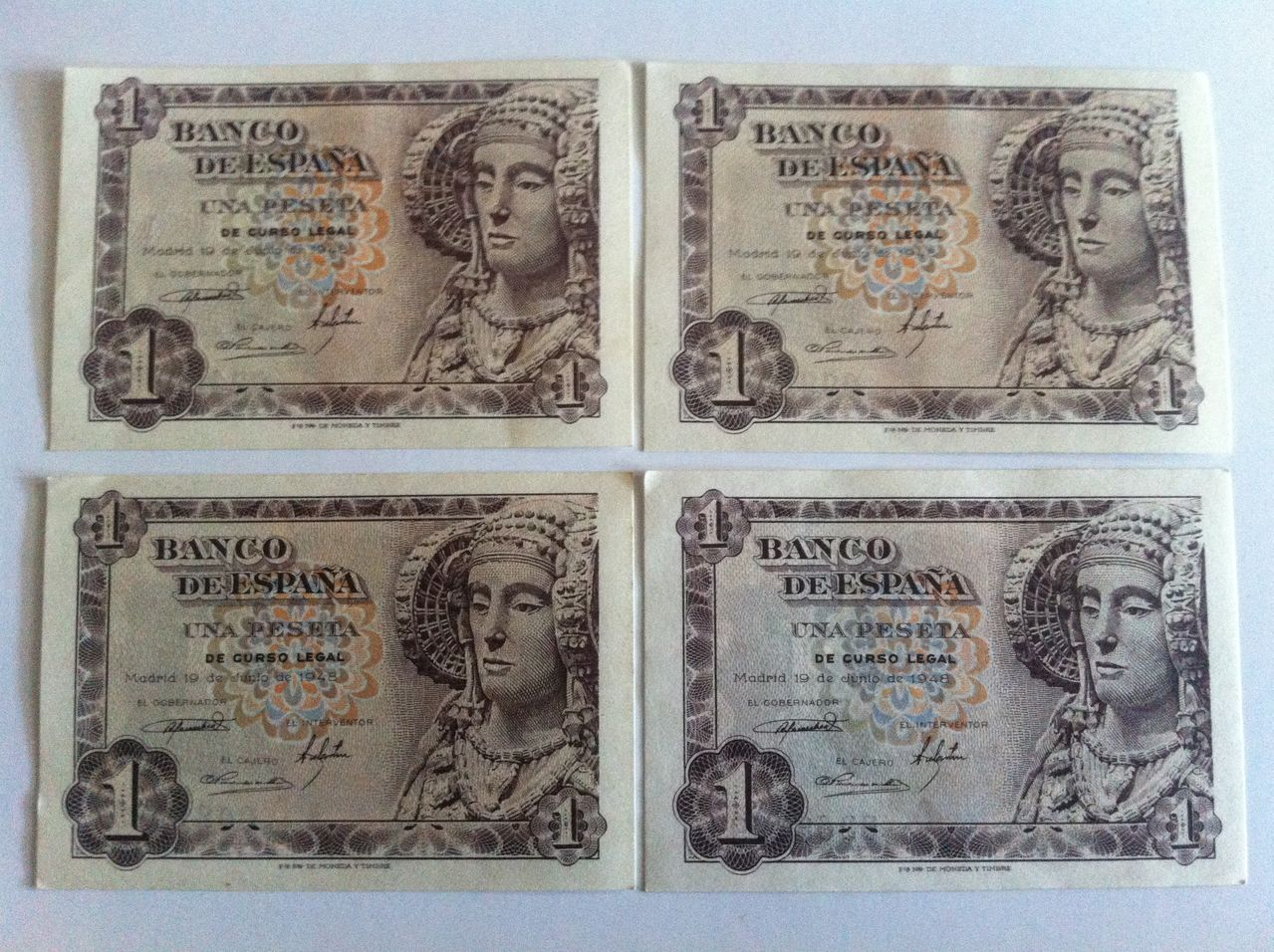 Ayuda valoracion una peseta 1948   IMG_4936