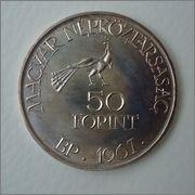 50 Fiorint 1967 Hungria (Zoltán Kodály) Image