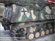 """Немецкая 15,0 см САУ """"Hummel"""" Sd.Kfz. 165,  Deutsches Panzermuseum, Munster, Deutschland Hummel_Munster_015"""