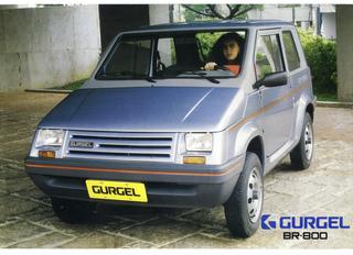 Fiat in Brasile Gurgel_BR_800