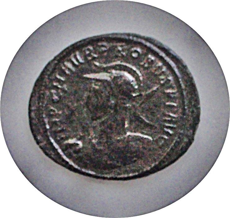 Aureliano de Probo. Probo1_anv