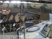 """Немецкая 15,0 см САУ """"Hummel"""" Sd.Kfz. 165,  Deutsches Panzermuseum, Munster, Deutschland Hummel_Munster_010"""