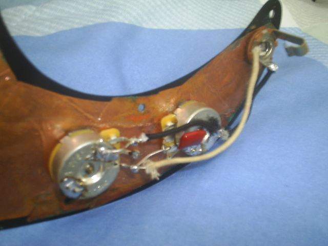 Ligação Bartolini P Bass S3010008