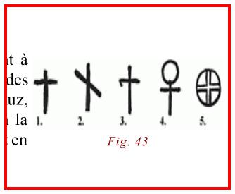 Origine païenne  de la Croix Image