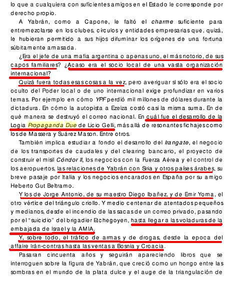 YABRAN TRABAJABA PARA LA LOGIA MASONICA PROPAGANDA DUE DEL GRAN ORIENTE! Fgdfghh