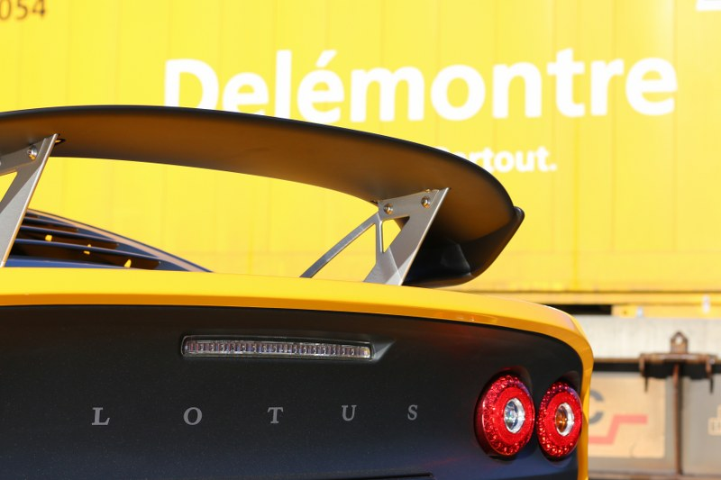 Lotus Exige 3.5 V6 Sport 350, una ventata di freschezza IMG_1663