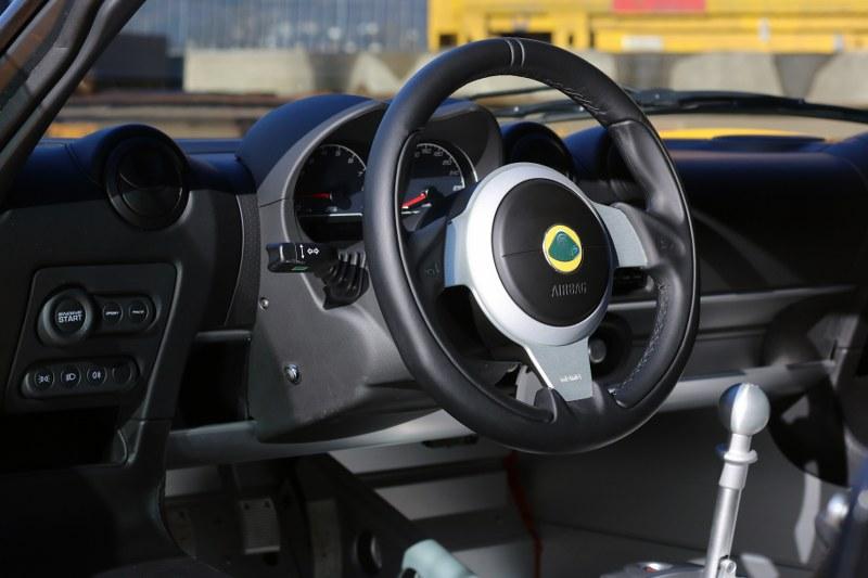 Lotus Exige 3.5 V6 Sport 350, una ventata di freschezza IMG_1670
