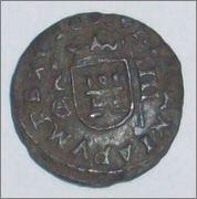 III maravedís de Felipe IV, Cuenca. Image