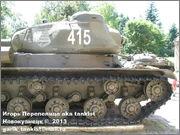 Советский тяжелый танк ИС-2, ЧКЗ, февраль 1944 г.,  Музей вооружения в Цитадели г.Познань, Польша. 2_025