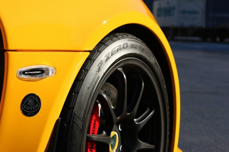 Lotus Exige 3.5 V6 Sport 350, una ventata di freschezza IMG_1633
