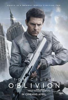 Las mejores y peores películas de acción de 2013 Oblivion