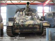 """Немецкая 15,0 см САУ """"Hummel"""" Sd.Kfz. 165,  Deutsches Panzermuseum, Munster, Deutschland Hummel_Munster_001"""