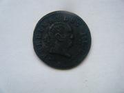 1 maravedí 1830. Fernando VII. Pamplona DSCF2025