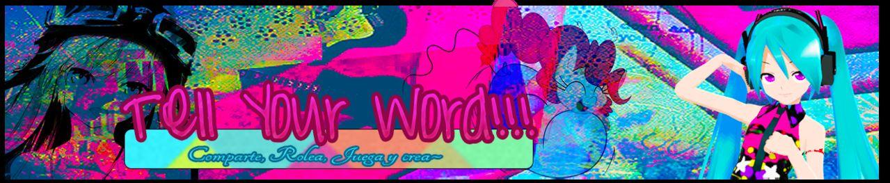 TellYourWorld