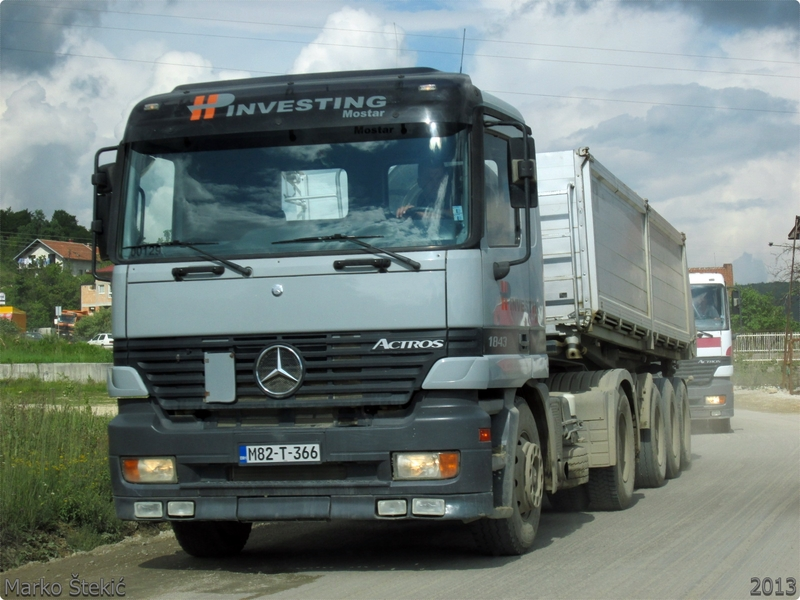 Actros Mp1  IMG_3269