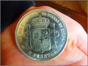 AMADEO I REY DE ESPAÑA 1871 - esta si ?? P2290036