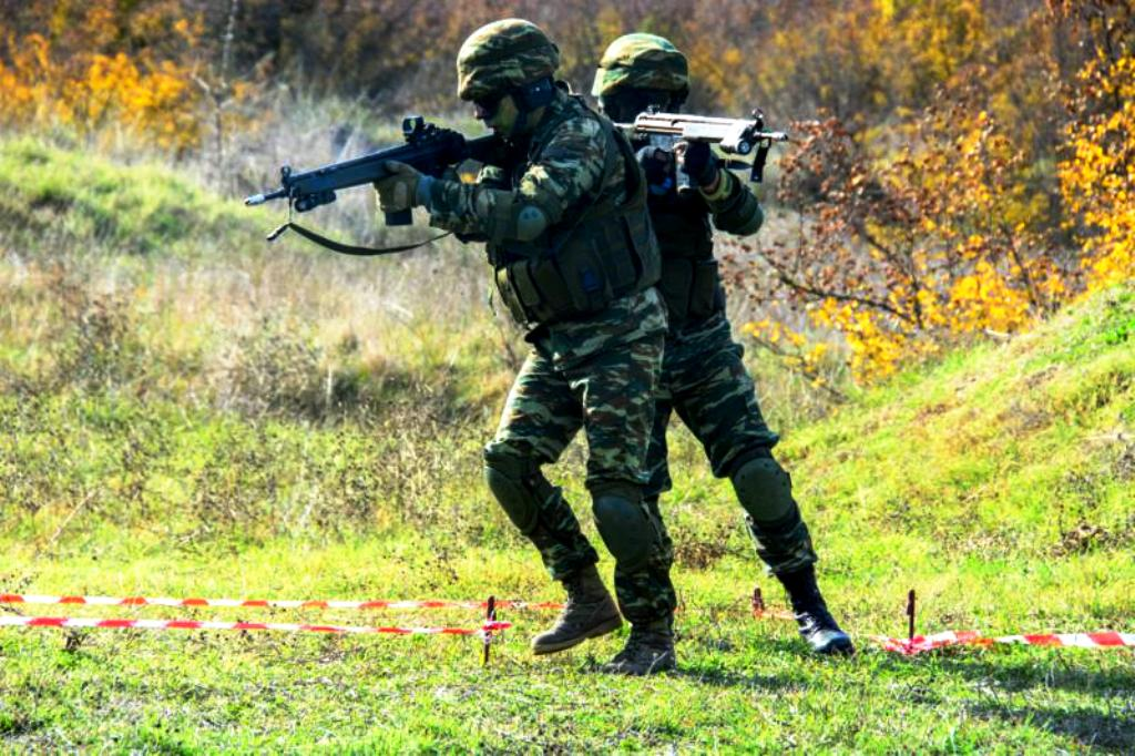 Hellenic Military & Security Multimedia Image