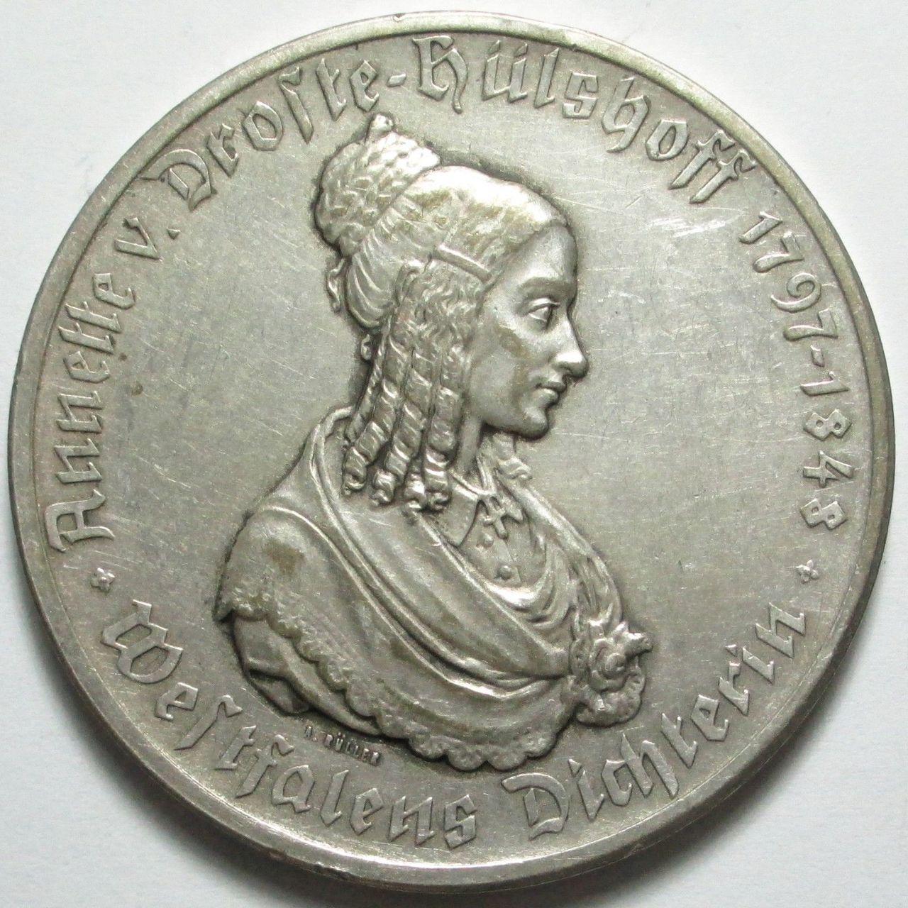 Monedas de emergencia emitidas por el banco regional de Westphalia N29a