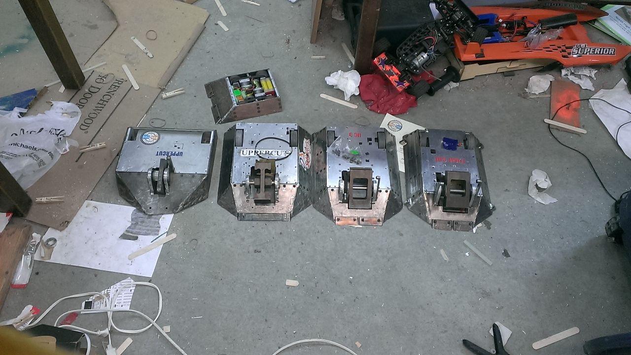 New 15 pound beater bot IMAG3344