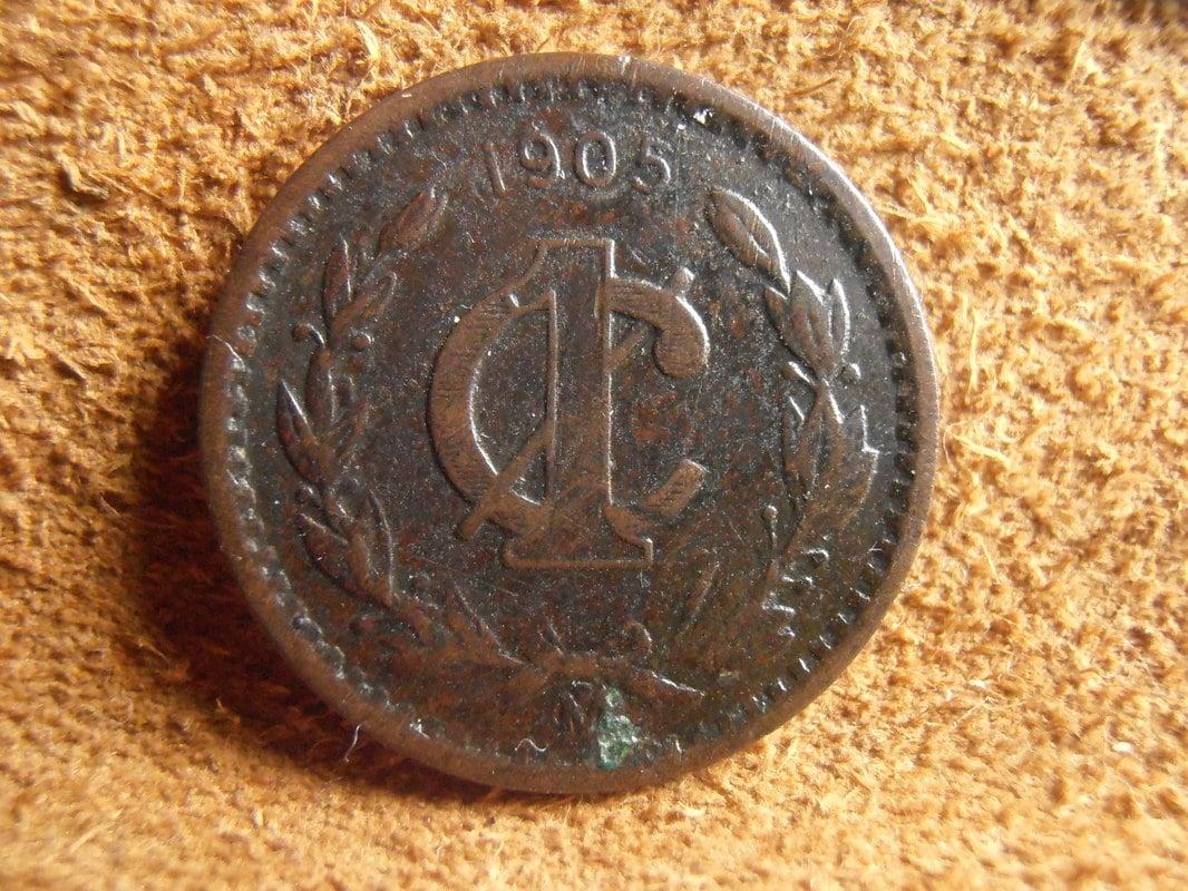 20 centavos México 1935  P5210008