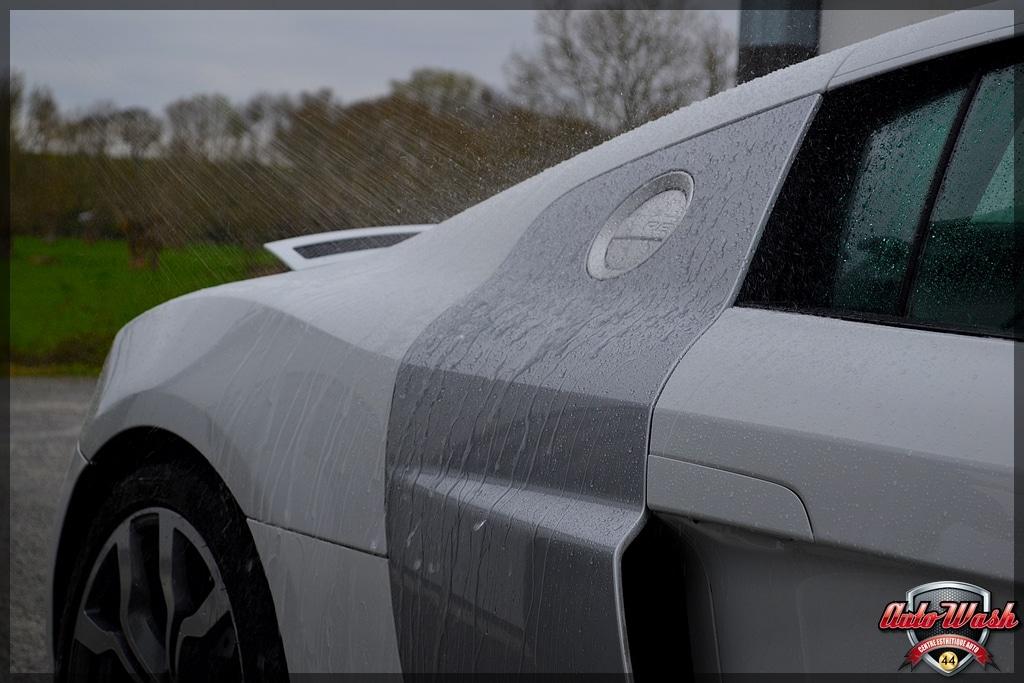 Bastien, d'AutoWash44 / Vlog n°6 - Macan S, 997 et 911 GT3 - Page 8 009