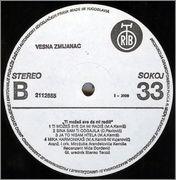 Vesna Zmijanac - Diskografija  1983_2_z_b