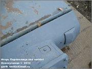 Башня немецкого танка PzKpfw III,  Музей техники, с. Архангельское, Московской области. Pz_Kpfw_III_025