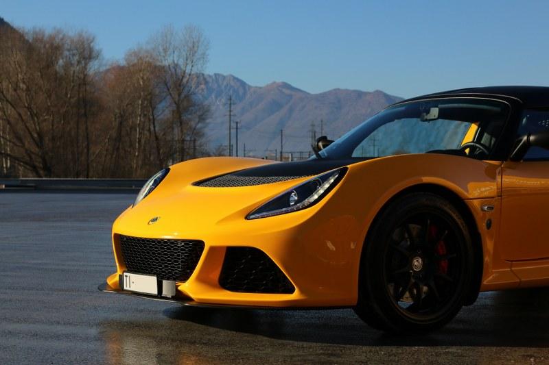 Lotus Exige 3.5 V6 Sport 350, una ventata di freschezza IMG_1643