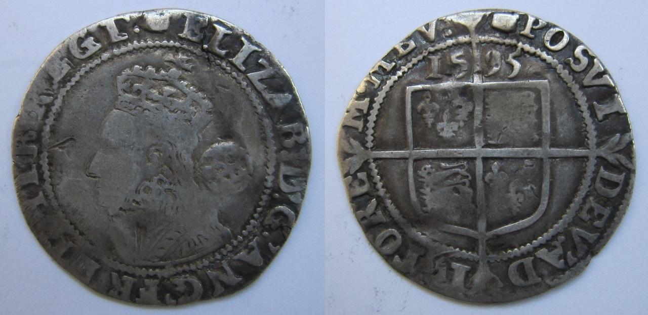 6 Pence. Gran Bretaña. 1595 6_peniques_1595_Gran_Breta_a_Elisabeth_I