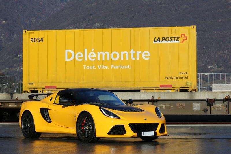 Lotus Exige 3.5 V6 Sport 350, una ventata di freschezza IMG_1622