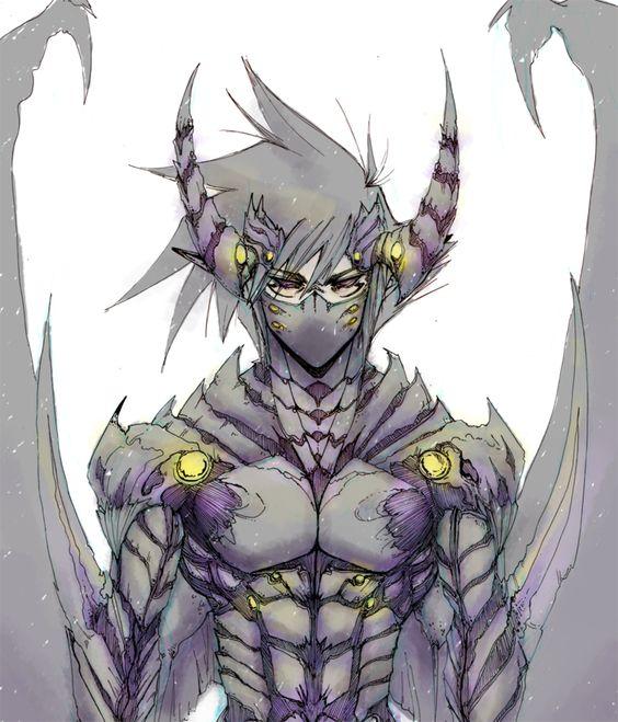 Eric Zarathos [Redo] (FINISHED) Demonman
