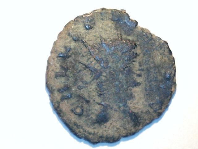 Antoniniano de Galieno. SECVRIT PERPET. Ceca Roma. 3_2_47_gr