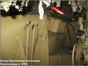 """Немецкая 15,0 см САУ """"Hummel"""" Sd.Kfz. 165,  Deutsches Panzermuseum, Munster, Deutschland Hummel_Munster_033"""
