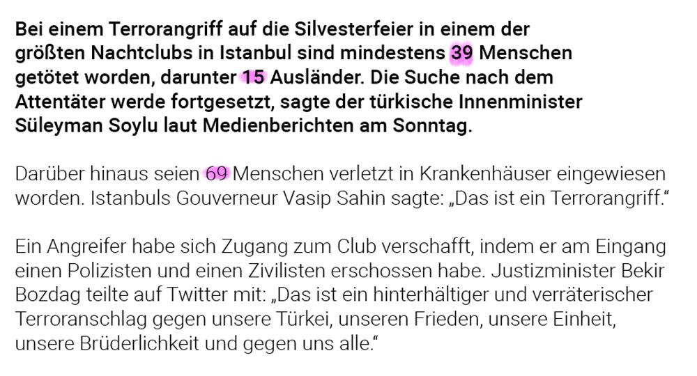 Bewaffneter Überfall auf Club in Istanbul Club_02