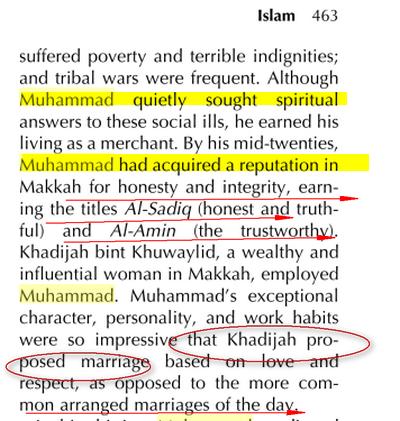 Mohamud et Khadija et autres Femmes Mahomet_islam2
