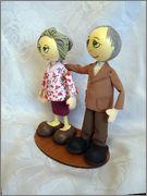 Куклы из фоамирана. DSC09340