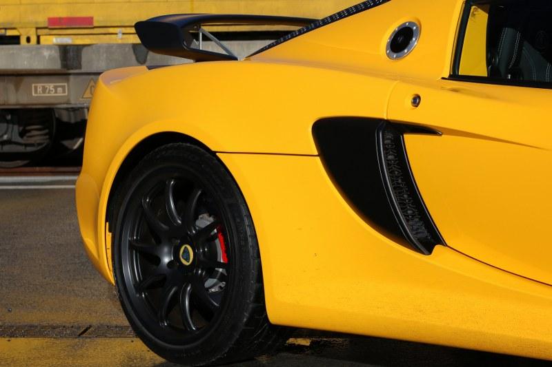Lotus Exige 3.5 V6 Sport 350, una ventata di freschezza IMG_1632