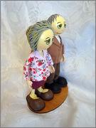 Куклы из фоамирана. DSC09339