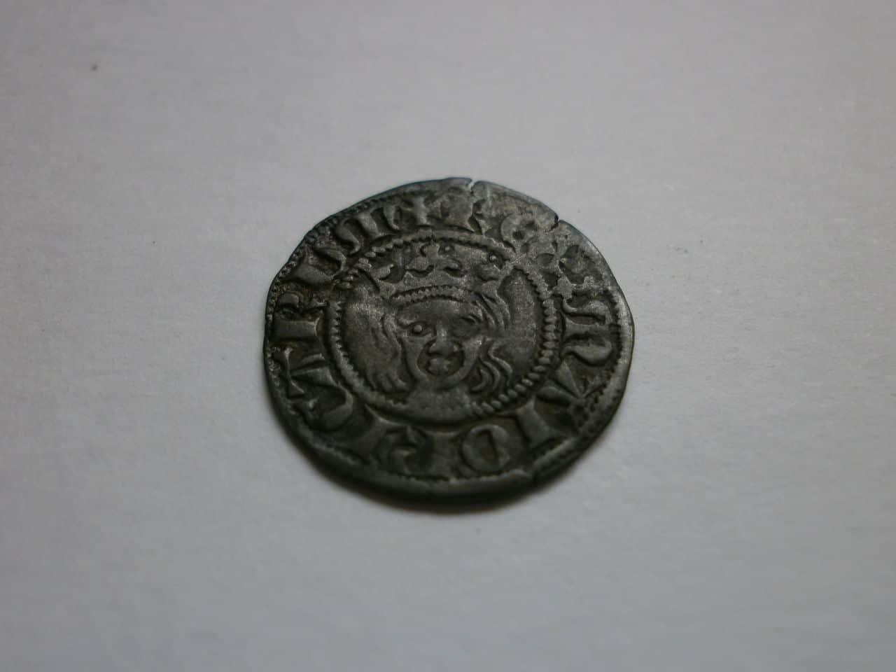 Diner de Jaume II (Regne de Mallorca, 1276-1311). P6060001