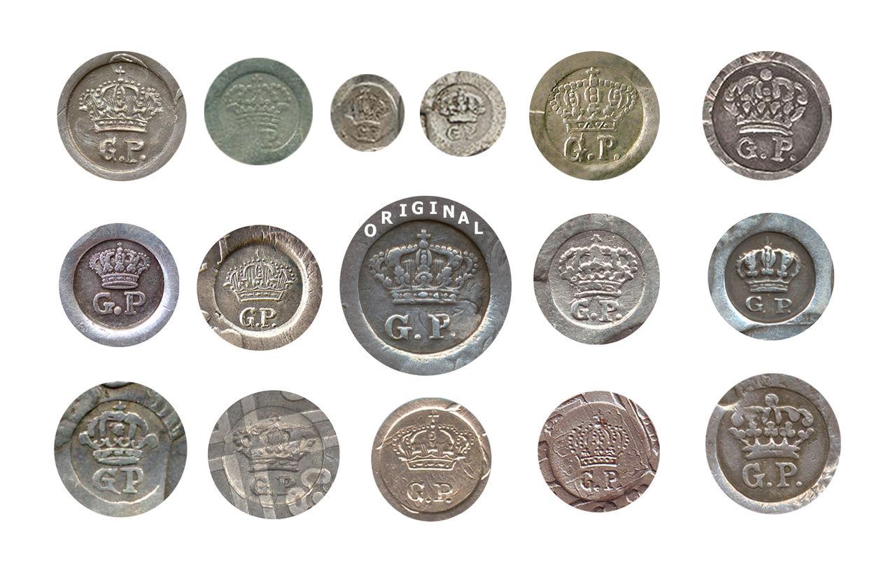 5 pesetas 1870 resello Azores. ¿Falsa? 2emlt87