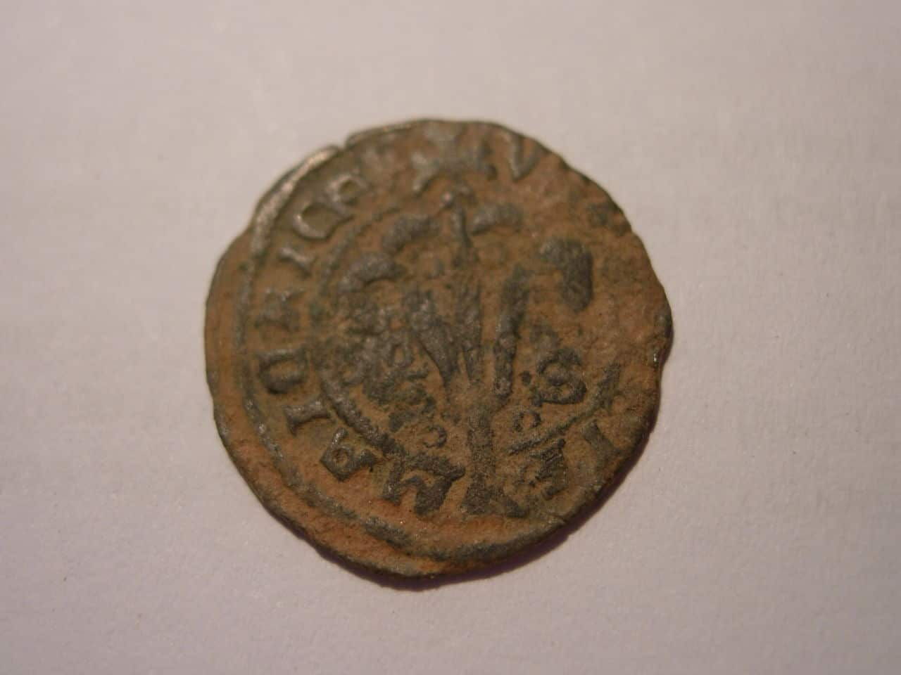 Dinero de Fernando II (1479-1516) de Valencia Baj_257