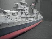 USS INDIANAPOLIS 1945 1/350 Academy P8050014