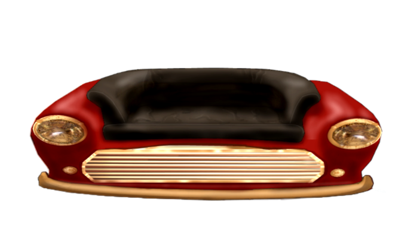 Fashion Car_couch_for_Arts_contest2
