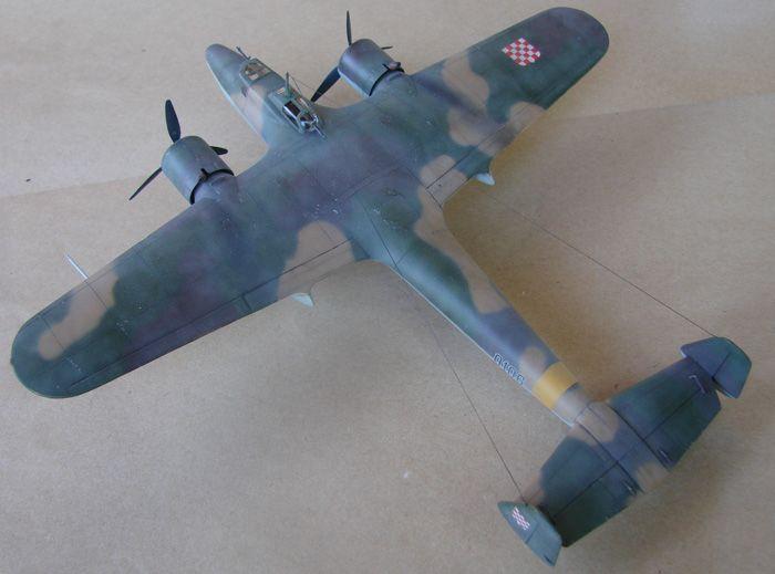 Dornier Do-17Kb-3, RSmodels, 1/72 DSC01402