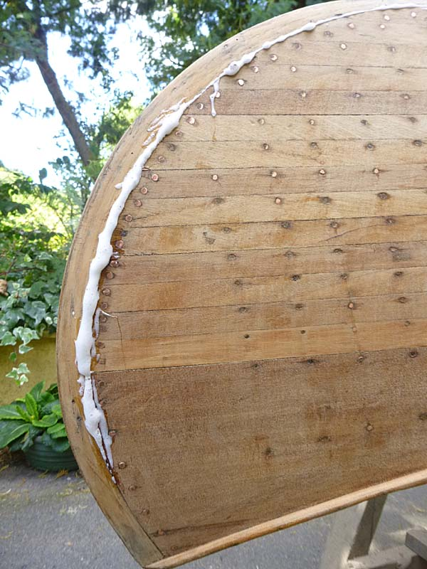 canoe bois...éviter les mauvaises surprises.... - Page 2 Etrav8